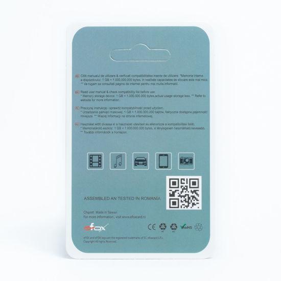 Imagine  PREMIUM Series Card Memorie EFOX 16GB UHS U3 I  (chipset samsung) NEW!!!!