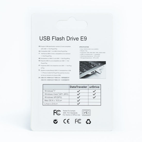Imagine Memory sticks USB 2.0  PENDRIVE DTSE9   16GB      ( chipset KINGSTON)