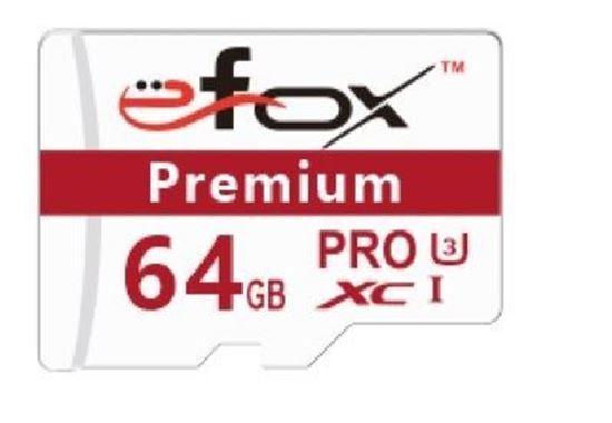 Imagine Card memorieEFOX card 64GB SDXC class 10