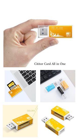 Imagine  Cititor card ALL in ONE