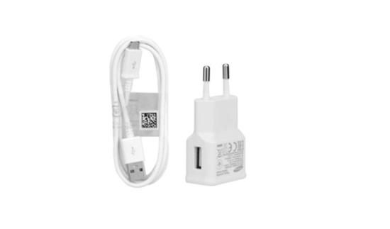 Imagine Incarcator USB + cablu date flat 2A/5V