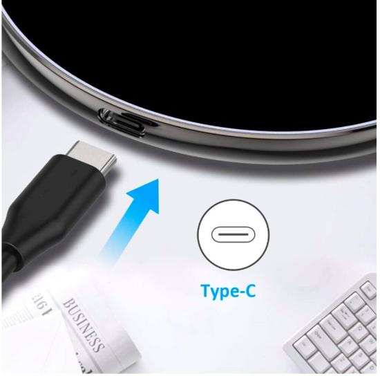 Imagine Incarcator Wireless Fast Charge 15W,,Ultra Slim 15W +Incarcator FAST Chargers 18W/3.0 -Pentru Samsung S20/20ULTRA/S20PLUS-Pentru Samsung S20/20ULTRA/S20PLUS