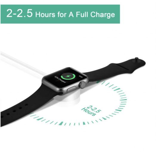 Imagine Cablu date incarcare Magnetic  pentru Apple Watch  USB-C ,2M,BULK
